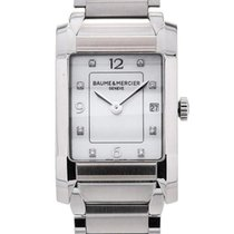 Baume & Mercier Hampton Lady MoP Date Steel