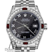 Rolex Lady-Datejust 68274 Very good Steel 31mm Automatic