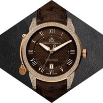 Lebeau-Courally Rose gold 43mm Automatic LC09-11-C6-D03-SF new