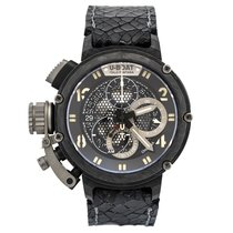 U-Boat Chimera Carbon 46mm Black