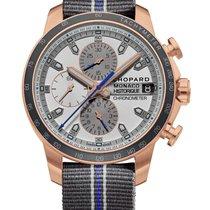 Chopard GPMH 2016 Race Edition 18K Rose Gold Men's Watch