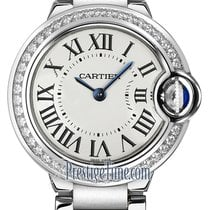 Cartier Ballon Bleu 28mm Steel 28mm Silver United States of America, New York, Airmont