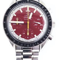 Omega Speedmaster Racing Steel 39mm Red Australia, Chadstone Victoria