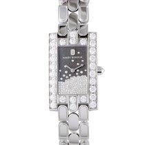Harry Winston Avenue Diamond Drops Watch AVEQHM21WW281