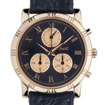 Piaget Haute Complication 18kt Gelbgold Quarz Chronograph...