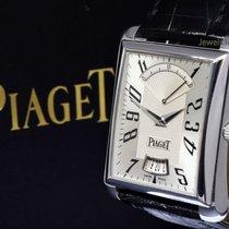 Piaget Emperador Retrograde Automatic 18k White Gold Mens...