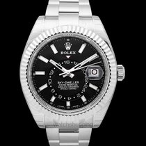 Rolex Sky-Dweller White gold 42mm Black United States of America, California, San Mateo