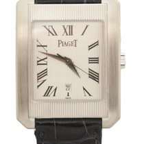 Piaget pre-owned Automatic 31mm White Sapphire Glass