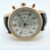 Tiffany 42mm Automatic 2010 pre-owned CT60 White