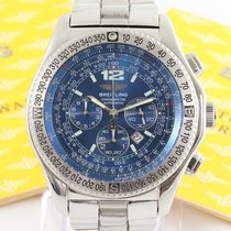 Breitling B-2 Chronograph 44mm Stainless Steel Automatic. With...