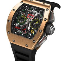 Richard Mille RM11-02 Red gold RM 011 42.70mm