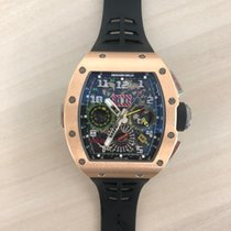 Richard Mille RM11-02 Red gold RM 011 42.70mm new