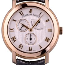 Audemars Piguet Jules Audemars Rose gold 36mm Roman numerals
