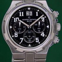 Vacheron Constantin 49140 Steel Overseas Chronograph 40mm pre-owned