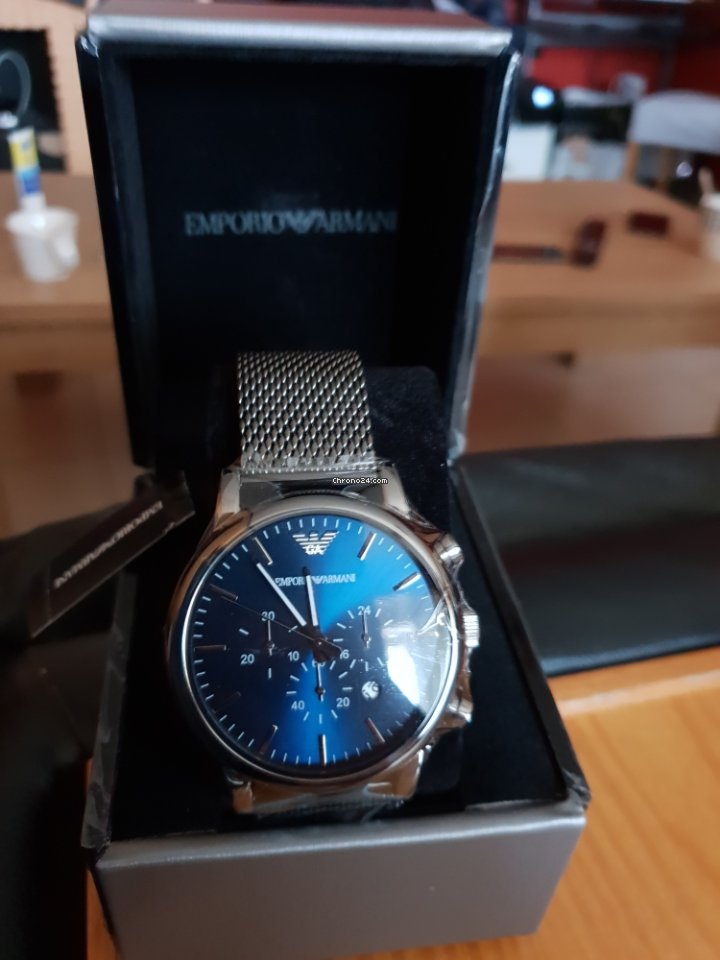 95babfedd718 Armani watches - all prices for Armani watches on Chrono24