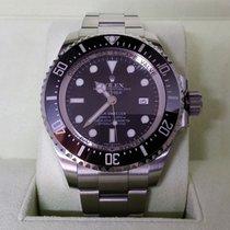 Rolex Sea-Dweller Deepsea Ocel 44mm Černá Bez čísel Česko, Valašské Meziříčí