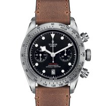Tudor Black Bay Chrono Steel Black