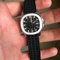 Patek Philippe 4960A Staal Aquanaut tweedehands