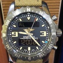 百年灵 Chronospace Military M7836622.BD39.105W.M20BASA.1 全新 钢 石英