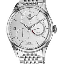 Oris Artelier Calibre 112 Silver No numerals United States of America, New York, Brooklyn