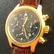 IWC Pilot Chronograph 3741 1992 pre-owned