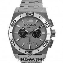 Locman Titan 44mm Quartz 021200AK-AGKBR0 nové