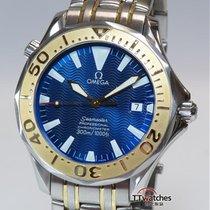 Omega Seamaster 2455.80.00 24558000 pre-owned