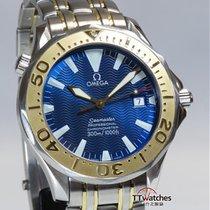 Omega Seamaster 2455.80.00 24558000 occasion