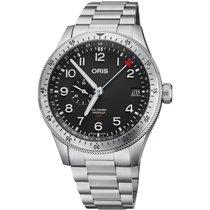 Oris Big Crown ProPilot GMT 01 748 7756 4064-07 8 22 08 nouveau