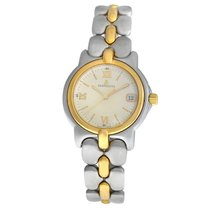 Bertolucci Pulchra Gold/Steel 33mm Gold Roman numerals United States of America, New York, New York