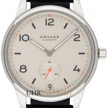 NOMOS Steel 41.5mm Automatic 775 new