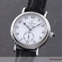 Chronoswiss Acier 36.5mm Remontage automatique CH1263 occasion
