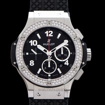Hublot Big Bang 44 mm Steel 44.50mm Black United States of America, California, San Mateo