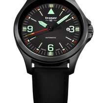 Traser Steel 42mm Automatic 108075 new