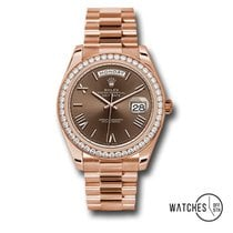 Rolex Day-Date 40 228345rbr 2019 new