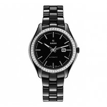 Rado HyperChrome Diamonds 36mm Black