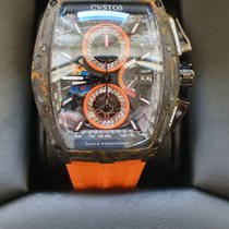 Cvstos Challenge Unworn Carbon 53,7mm Automatic