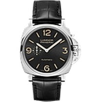 Panerai Luminor Due Acero 45mm Negro Arábigos España, España