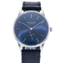 NOMOS Orion 38 384.T1 2010 occasion