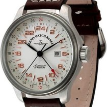 Zeno-Watch Basel OS Retro 24 Hours + GMT