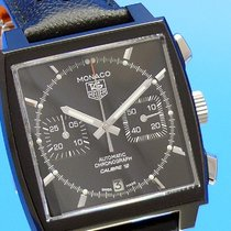 TAG Heuer Monaco Calibre 12 Chronograph Automobile Club de...