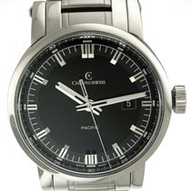 Chronoswiss New Men Grand Pacific CH2883 Automatic Date 43mm