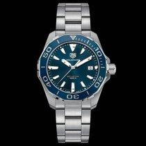 TAG Heuer Aquaracer 300M WAY111C.BA0928 Tag Heuer Aquaracer Quadrante Blu Data neu