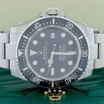 Rolex Unworn Rolex Sea-Dweller Black Ceramic Bezel 40mm 116600...