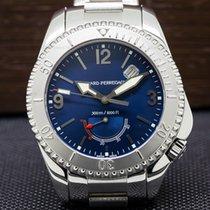 Girard Perregaux 49920-11-451-11A Sea Hawk II Blue Dial SS...