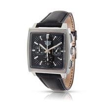 TAG Heuer Monaco CS2111 Men's Watch in Stainless Steel