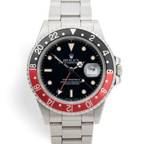 Rolex 16760 GMT-Master II - Complete Set Fat Lady