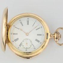 Vacheron Constantin 18k gold ¼ Repeater hunter Pocket watch...
