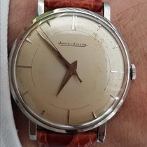 Jaeger-LeCoultre Vintage Stainless Steel Hand Wound