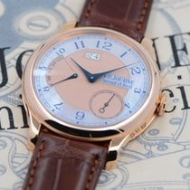 F.P.Journe Rose gold Automatic Mother of pearl Arabic numerals 40mm pre-owned Octa